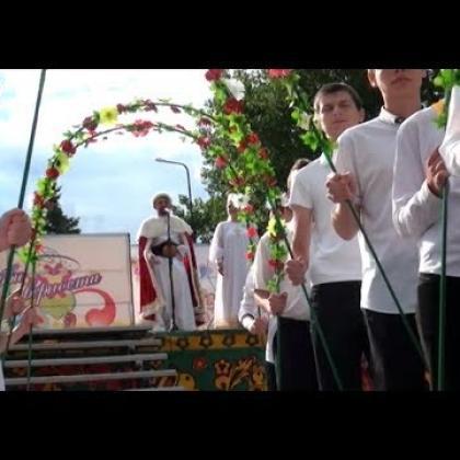 Embedded thumbnail for 8 июля - День семьи, любви и верности. День Петра и Февронии