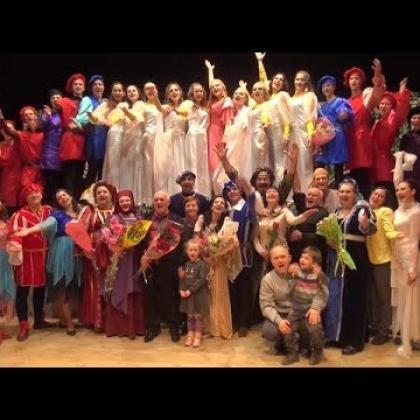 "Embedded thumbnail for Премьера спектакля ""Ромео и Джульетта"" прошла успешно"